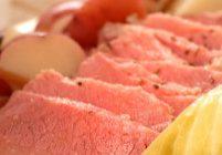 St. Patrick's Day Slow Cooker Corned Beef Brisket