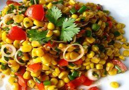 Summer Corn & Tomato Salad