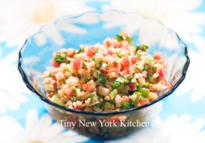 Middle East Tabouleh Salad