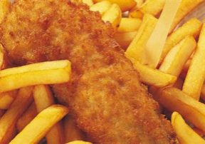 Traditional Fish & Chips 2