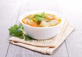 Lazy Day Vegetable Soup