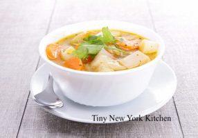 Farmhouse Vegetable Soup