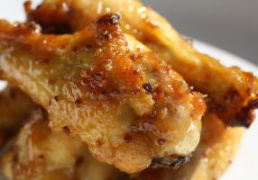 Honey Djon Chicken